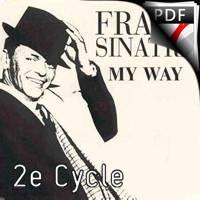 My Way - Piano Voix - FRANCOIS C.