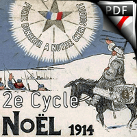 Noël pour 1914 - Trio - DEBUSSY C.