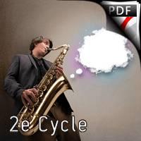 On the clouds - Quatuor de Saxophones - VEYS A.
