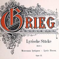 Pièces Lyriques Op.26 - Duo Violon et Piano - GRIEG E.