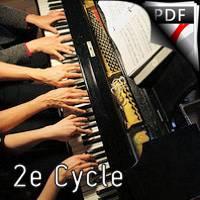 Polo's Rag - Piano 6 mains - PLOQUIN E.