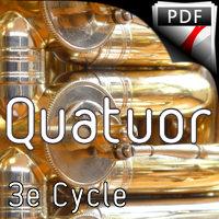 Rhapsodie Hongroise N°2 - Quatuor Cuivres - LISZT F.