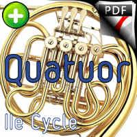 Pomp and Circumstance - Quatuor de Cors - ELGAR E.