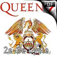 Queen Rhapsody - Quatuor de Saxophones - QUEEN