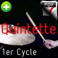 Intempéries - Quintette Percussions - PERDA R.