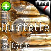 Sambina - Quintette de Cuivres - GUILLONNEAU C.