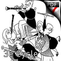 Ragtime - Quintette à vents - KINADJIAN P.