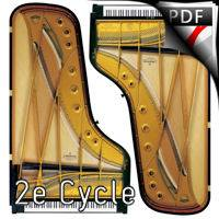 Recueils 2 - Duo de Pianos - BIQUET N.