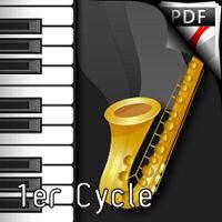 Rengaine - Saxophone Piano - NOWAK M.