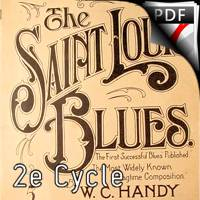 Saint Louis Blues - Ensemble Variable - HANDY W. C.