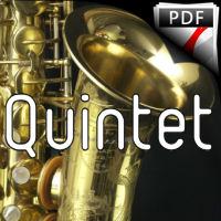 D'un bout à l'autre - Quintette de Saxophones - COLOMBANI L.