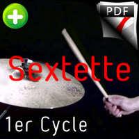 Intempéries - Sextette Percussions - PERDA R.