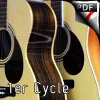 Toujours plus haut - Duo de Guitares - LE GUEN M.
