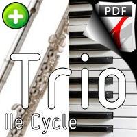 Carmen, Entracte -Trio 2 Flûtes & Piano - BIZET G.