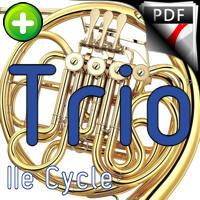 A l'époque de Mr Corrette - Trio Cors - GUILLONNEAU C.