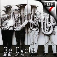 Tubalade - Quatuor de Tubas - ROUX J. J.