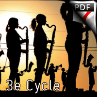 Unsquare Dance - Trompette et ensemble de Clarinettes - KINADJIAN P.