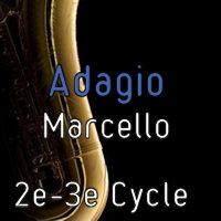 Adagio - Ensemble de Saxophones - MARCELLO A.