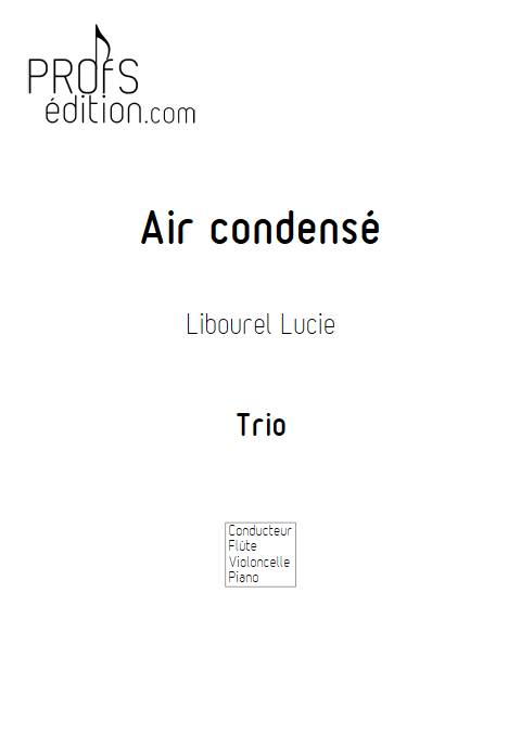 Air condensé - Trio - LIBOUREL L. - page de garde