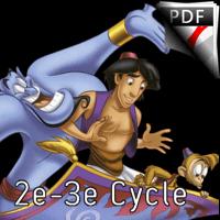 Aladdin (Je suis ton meilleur Ami) - Quintette de Cuivres - MENKEN A.