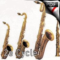 Largo - 24 Préludes - Quatuor de Saxophones - CHOPIN F.