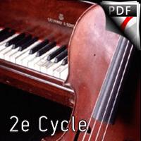 Ave Maria - Violoncelle et Piano - BACH & GOUNOD