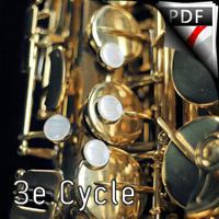 Ave Maria - Quintette de Saxophones - SCHUBERT F.