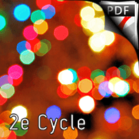 Berçeuse de Noël - Flûte et Quatuor à Cordes (ou Piano) - GRIEG E.