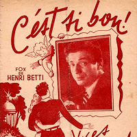 C'est si bon - Septet Jazz - BETTI H.