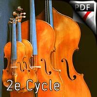 Petite suite pour cordes - 2e mvt - Orchestre à cordes - TALLE S.