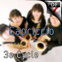 Capriccio - Quatuor de Saxophones - MENDELSSOHN F.