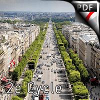 Les Champs-Élysées - Ensemble à Géométrie Variable - WILSHAW M.