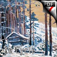 Chanson de Solveig (Peer Gynt) - Trompette et Piano - GRIEG E.