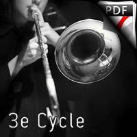 Concerto pour Trombone - Trombone & Cordes - PIZON P.