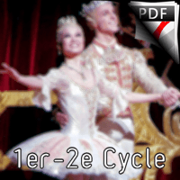 Danse de la Fée Dragée (Casse Noisette) - Ensemble de Saxophones - TCHAIKOVSKY P. I.