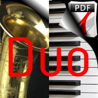 Silently - Duo Saxophone & Piano - MOUREY C.