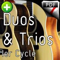 Avanti ! - Duos & Trios Guitare - LE BARS D.
