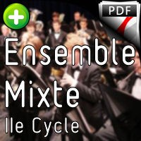 Noël nouvelet - Ensemble Géométrie Variable - TRADITIONNEL