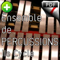 Laideronette - Ensemble Percussions - RAVEL M.