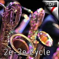 Giovanni's sound - Ensemble de Saxophones - VEYS A.