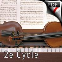 La Cumparsita - Trio 2 violons & Piano - RODRIGUEZ G. M.