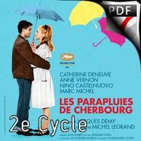 les parapluies de Cherbourg - Quintette à cordes