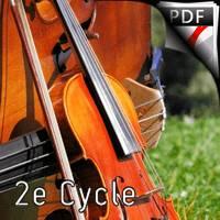 Menuet - Duo Violon Violoncelle - BOCCHERINI L.