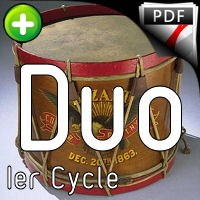 Mascarade - Duo Percussions - R. PERDA