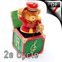 Pièce Lyrique Op.68 - Quatuor de Clarinettes - GRIEG E.