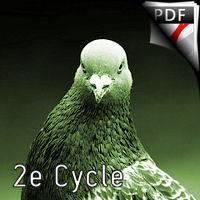 Les Pigeons - Chœur et Piano - NISSIM M.