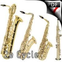 Prelude - Quatuor de Saxophones - FRANCK C.