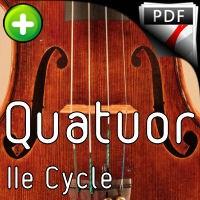Tétris - Quatuor à Cordes - TRADITIONNEL RUSSE