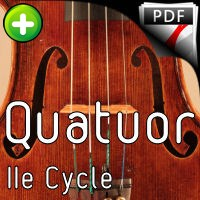 Sérénade KV 361 - Quatuor à Cordes - MOZART W. A.
