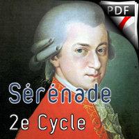 Sérénade KV 375 - Ensemble de Clarinettes - MOZART W. A.